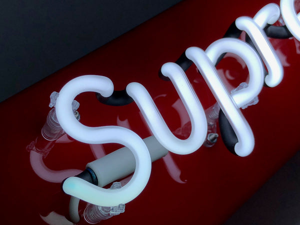 Supreme Neon Sign - FREE SHIPPING