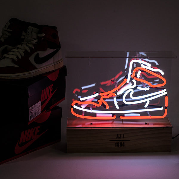 Air Jordan 1 Neon Light (Chicago) - Limited Edition - MK Neon