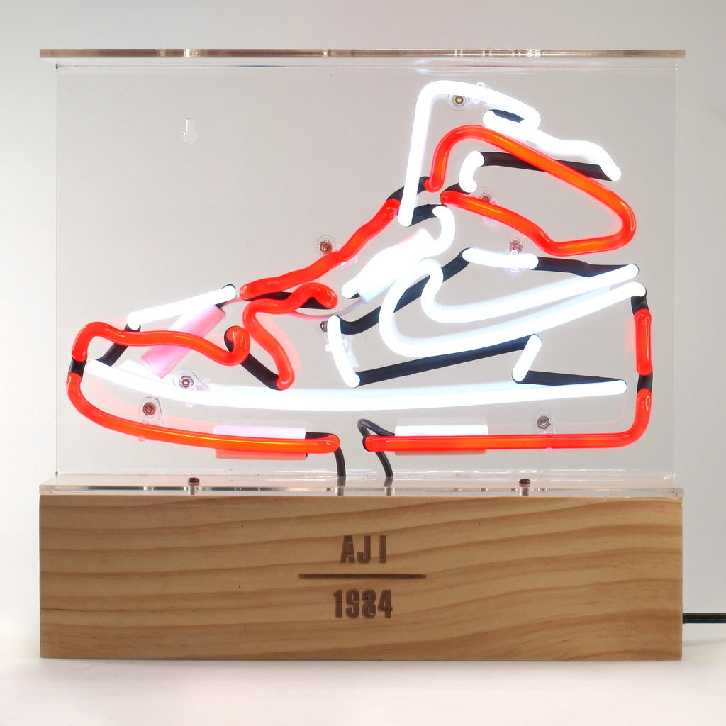 save off 1a9fb 1a9c6 Air Jordan 1 Neon Light (Chicago) - Limited Edition