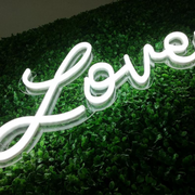 LOVE - LED Wedding Neon Sign - MK Neon