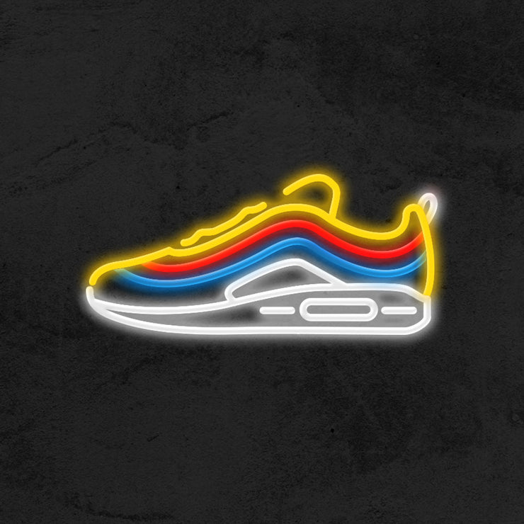 Air Max 1/97 SW LED Neon Sign
