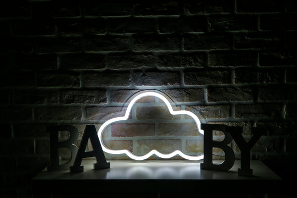 Cloud | LED Neon Sign - MK Neon