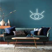 eye led neon sign home decor mk neon