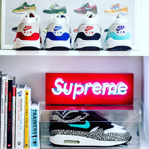 Supreme Neon Sign - FREE SHIPPING - MK Neon