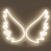 Wings - LED Neon Sign - MK Neon