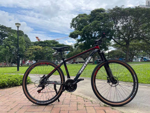 SK TITAN 3700 Version 2 with Hydraulic Brake and INNOVA Tires [2021 Version]