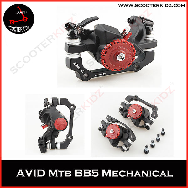 BB5 Mountain Mechanical Disc Brake
