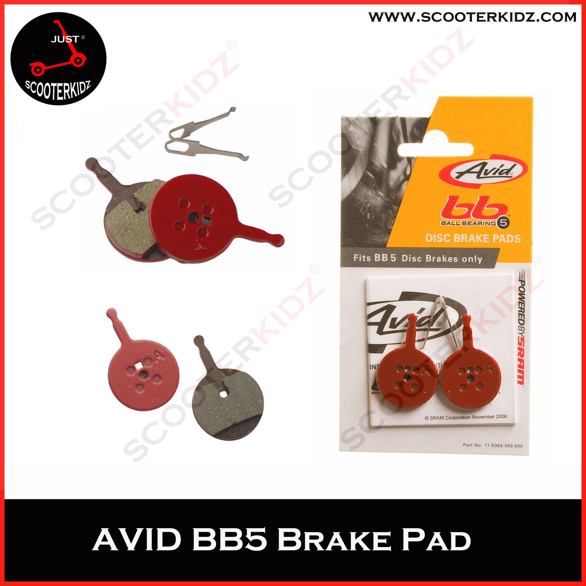 Brake Pad for BB5
