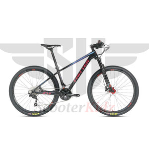 SK BLACK PANTHER Carbon Frame T800-18K Mountain Bike 27.5inch with Hydraulic Brake