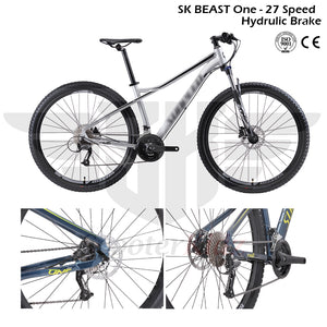 SK BEAST One - 27 Speed with Shimano Hydraulic Brake 27.5/29 Inch 2020 New Version