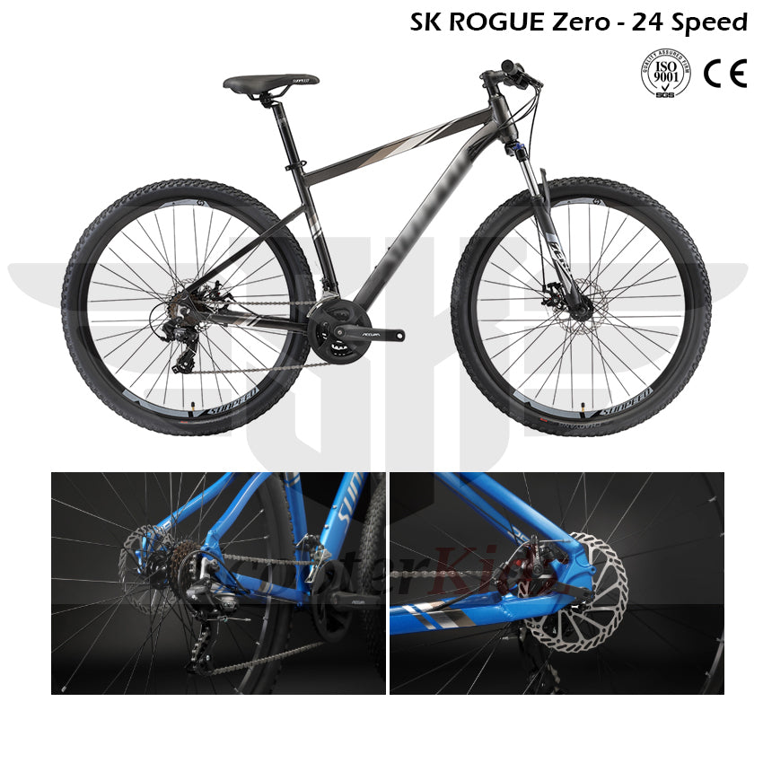 SK ROGUE Zero - 24 Speed with 27.5/29 Inch 2020 New Version