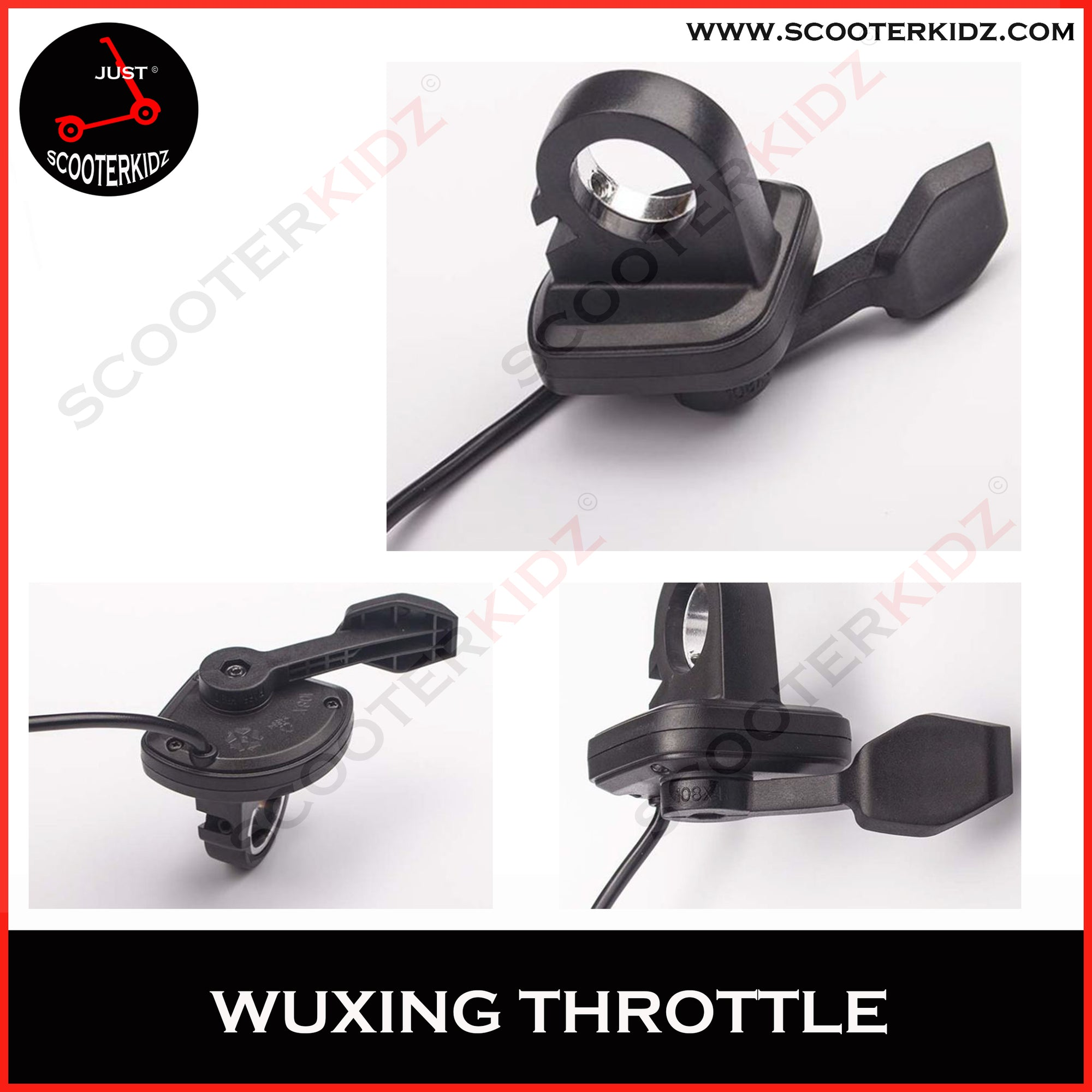 WUXING Finger/Thumb throttle