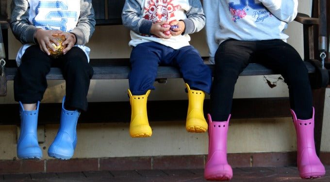dae9a082940 5 Best Rain Boots for Toddlers and Kids 2019 - Review & Buying Guide ...