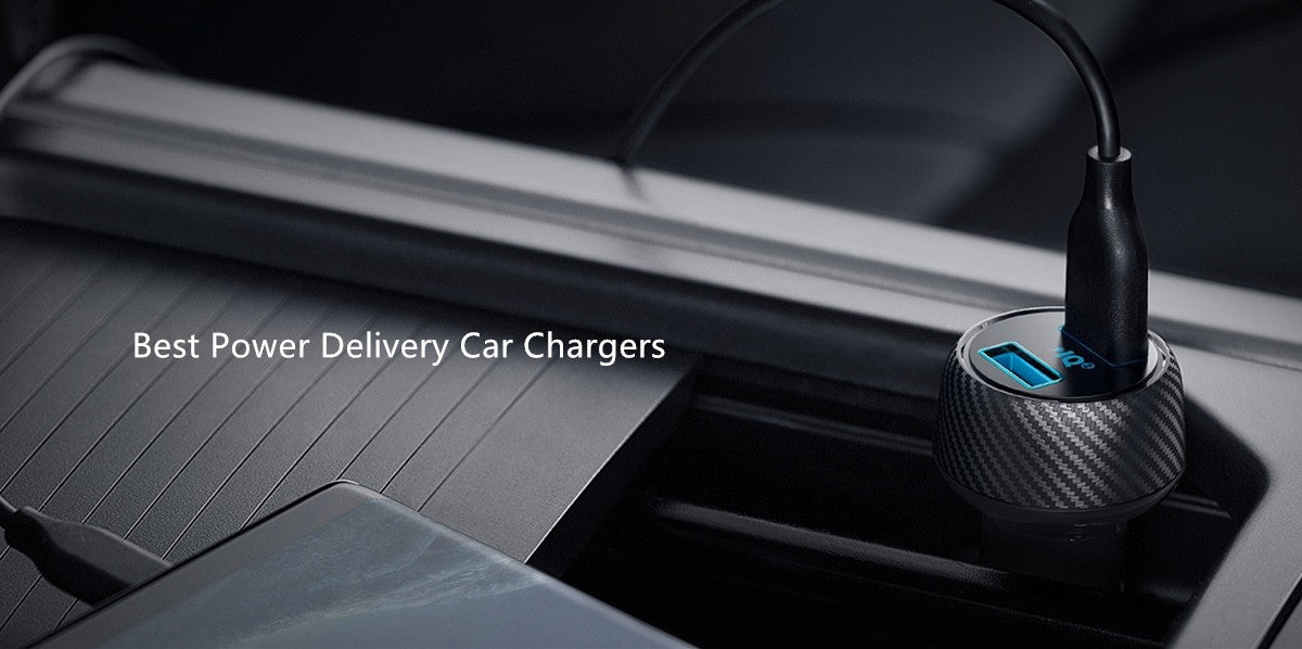 Best Power Delivery Car Chargers: USB C for Fast Charging