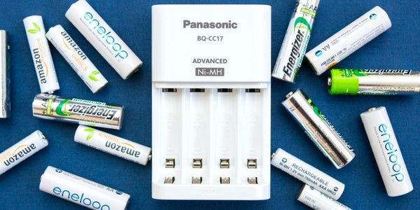 Aaa Mastercard Login >> Best Rechargeable Battery Chargers for AA and AAA Batteries 2019 - Lululook