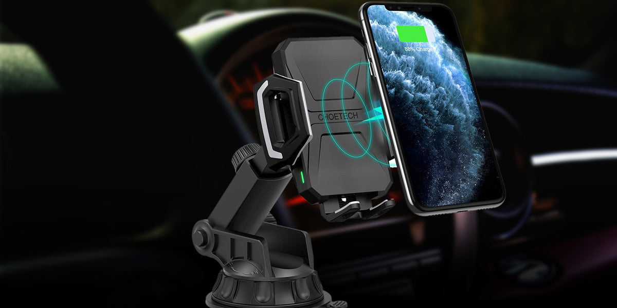 Best Wireless Car Chargers and Mounts for iPhone