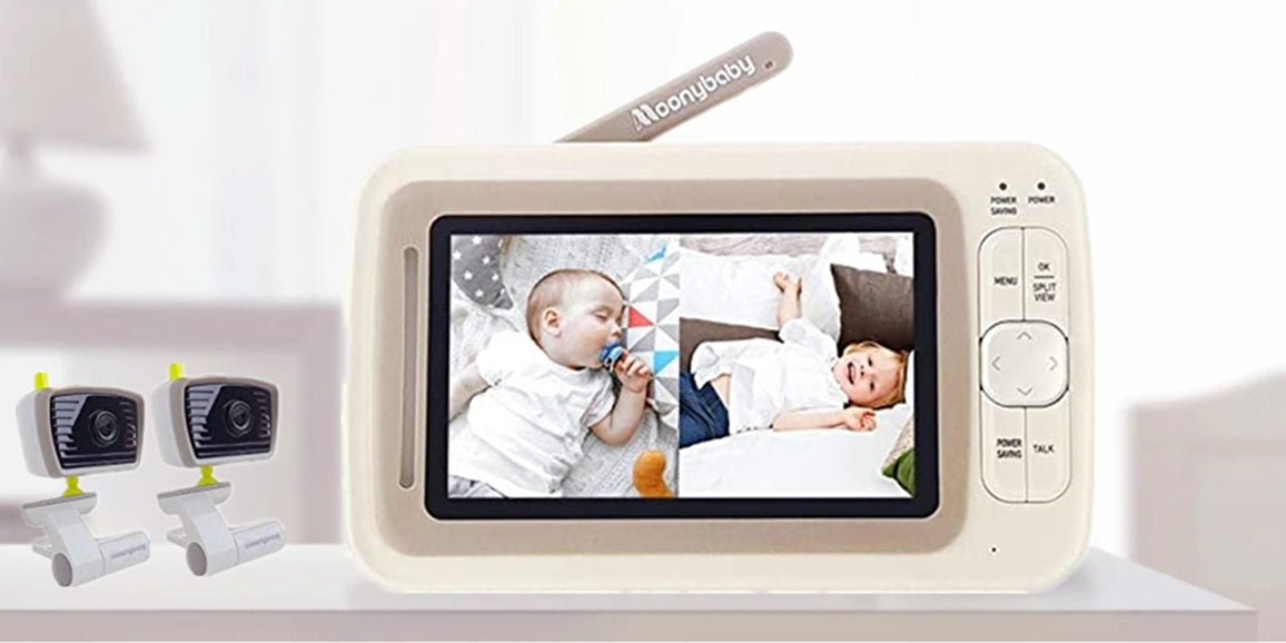 Image result for monitors for twin babies
