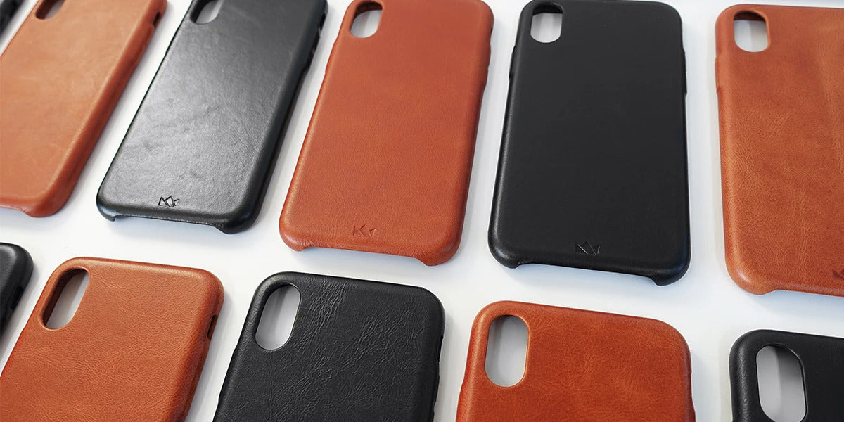 Best Leather Cases for iPhone SE 2020