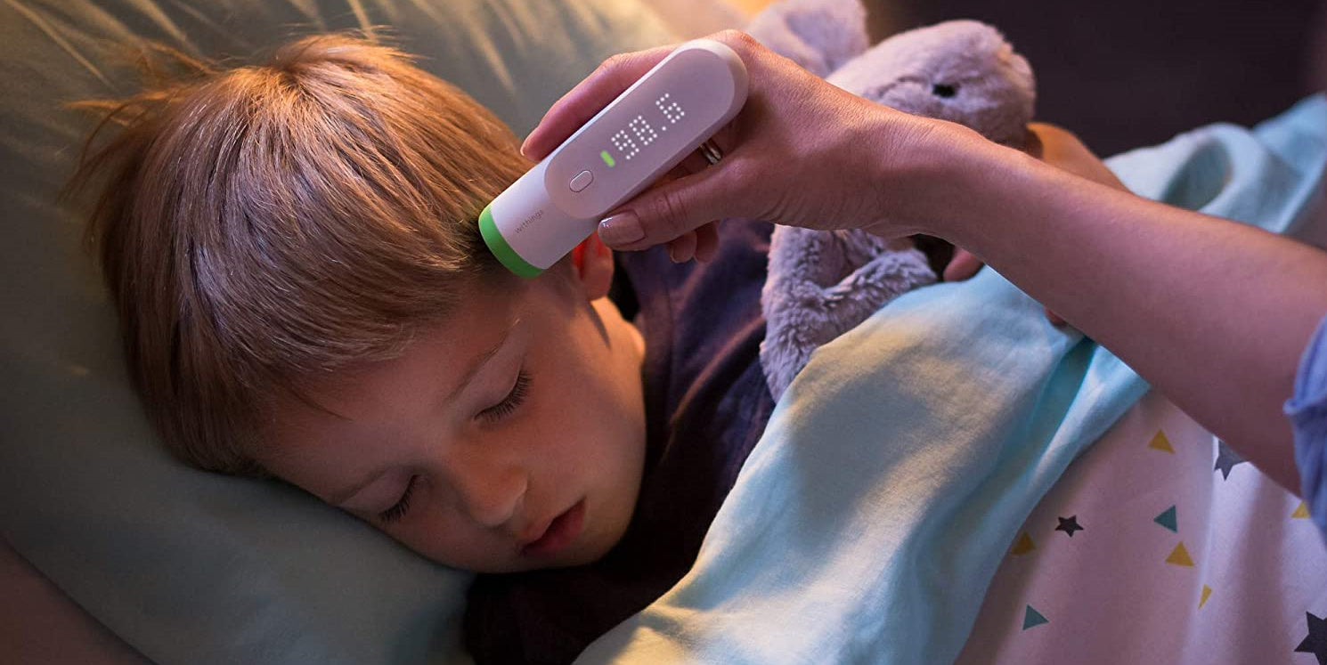 A Roundup of 7 Best Smart Baby Thermometers 2020