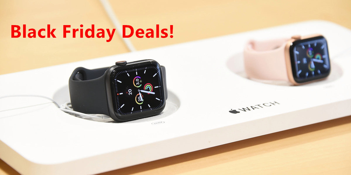 Black Friday Apple Watch and Apple Watch Bands Deals
