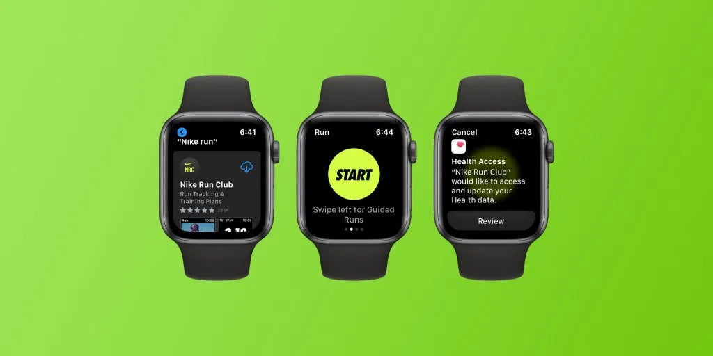 10 Best Running Apps for Apple Watch
