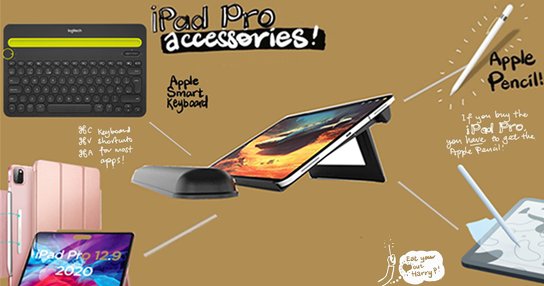 6 Best iPad Pro Accessories for Drawing