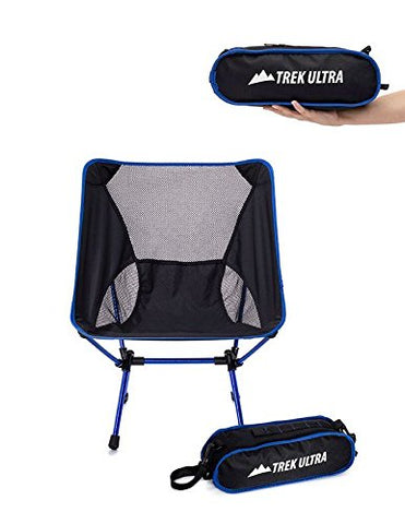TrekUltra Ultralight Folding Camp Chairs