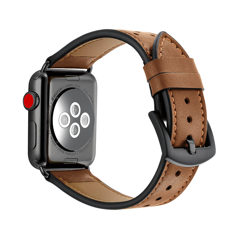 Apple Watch Vintage Leather Strap