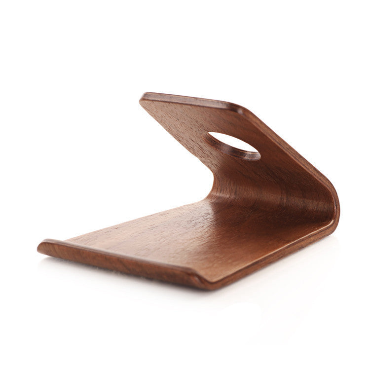 Wood Cell Phone Stand