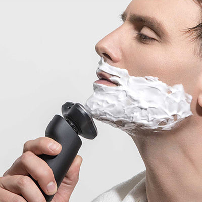 Xiaomi Mijia 360 Degree Float Shaving Electric Shaver - BLACK
