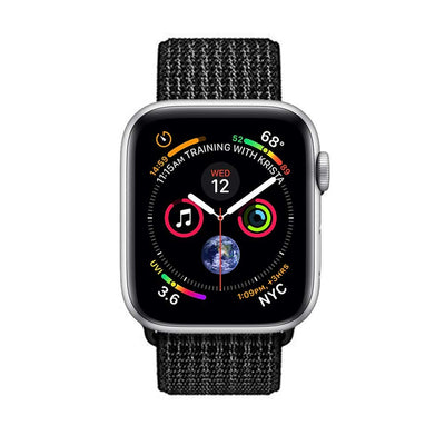 Woven Nylon Band for Apple Watch