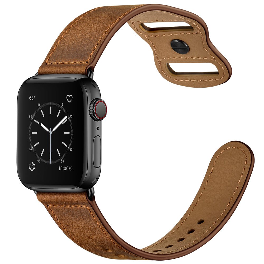 Contemporary Leather Strap