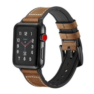 Hybrid Sports Leather Band