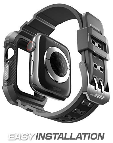 SUPCASE Rugged Protective Case for Apple Watch Series 4