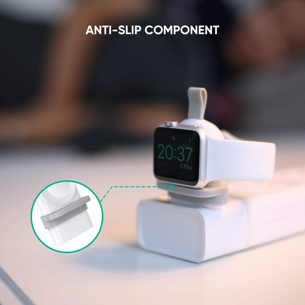 Portable MFI Apple Watch Charger