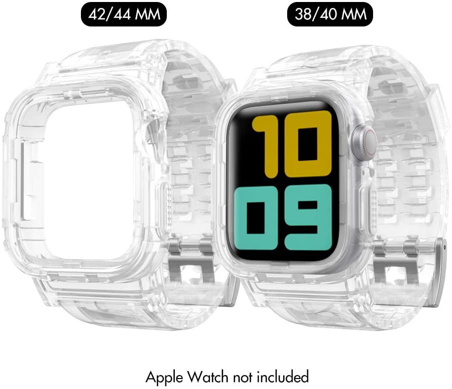 Apple Watch Transparent Band
