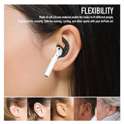 Ear Hooks for AirPods -3 Pairs