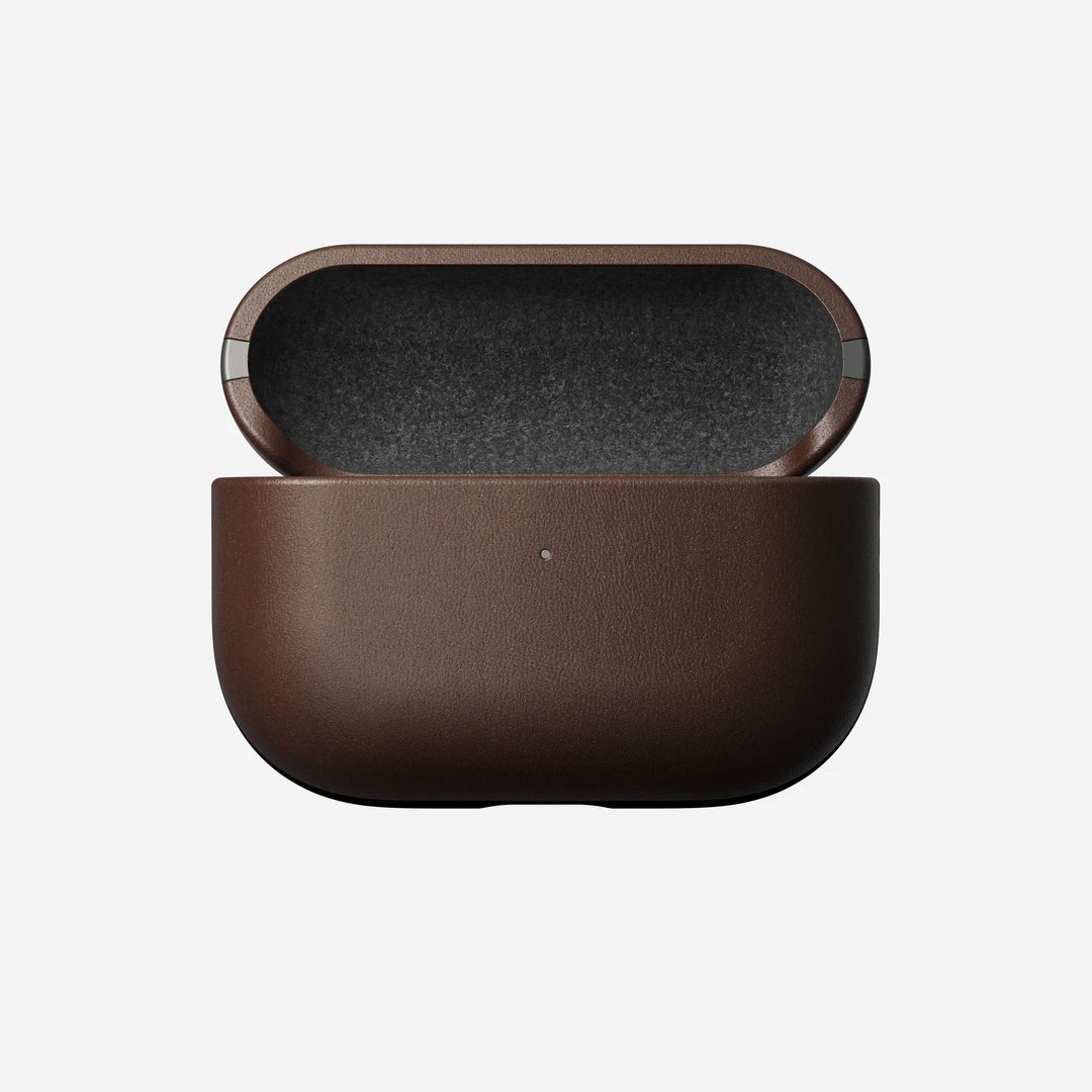 Rugged Leather Case for AirPods Pro