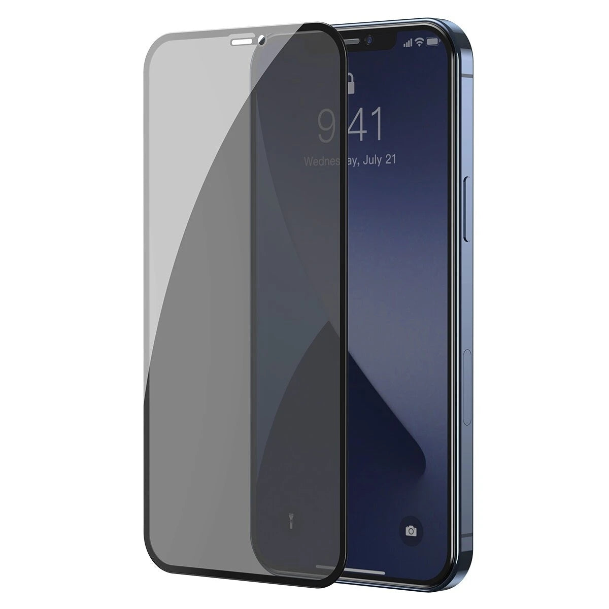 Tempered Glass Screen Protector for iPhone 12 Series
