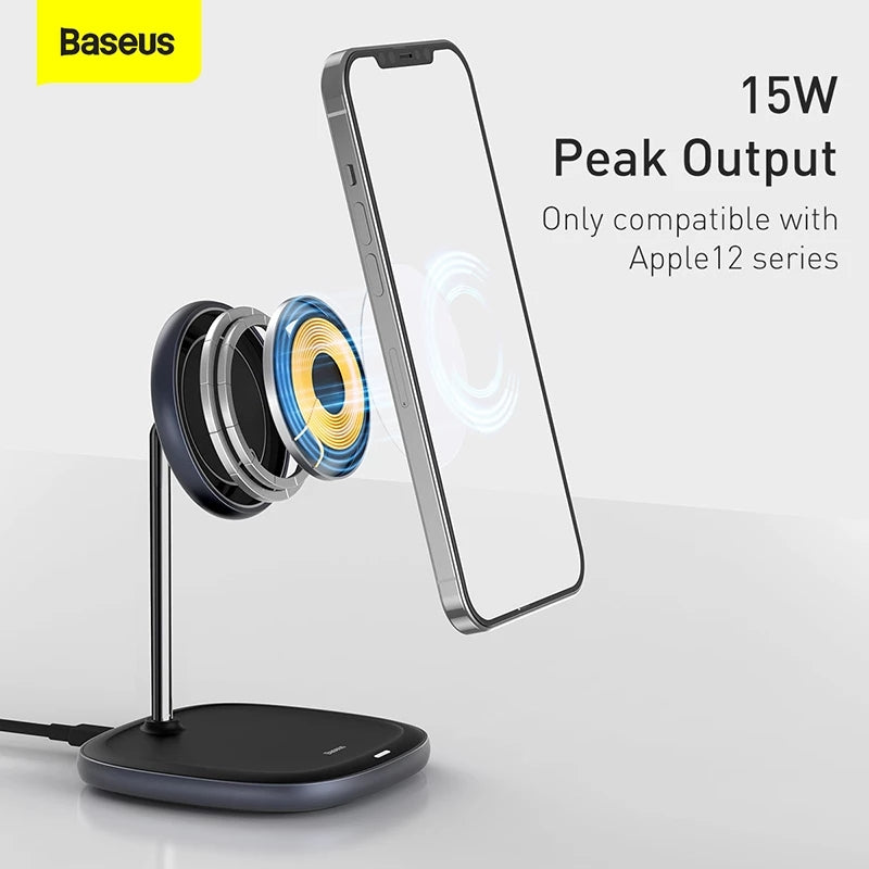Magnetic Wireless Charger for iPhone 12 Series