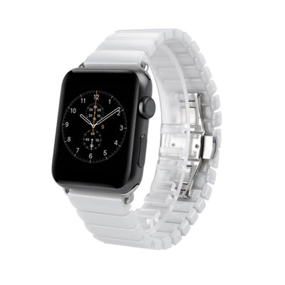 Apple Watch Ceramic Band -White