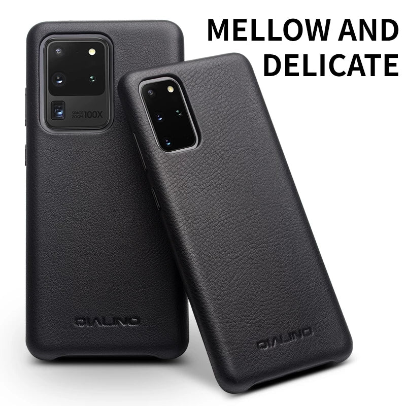 Leather Case for Samsung Galaxy S20 Series