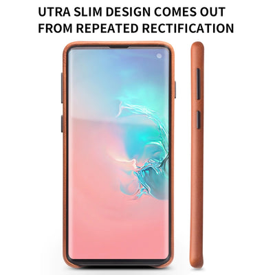 Leather Case for Samsung Galaxy S10