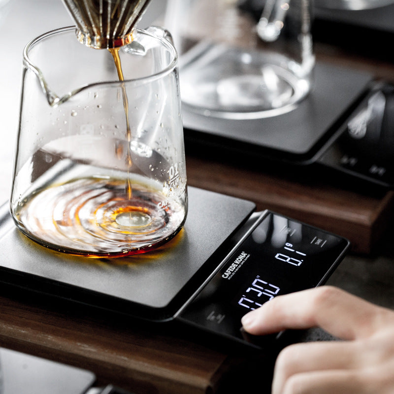 Smart Coffee Scale with Timer
