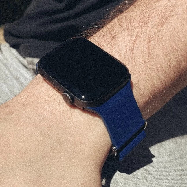 Leather Loop Band