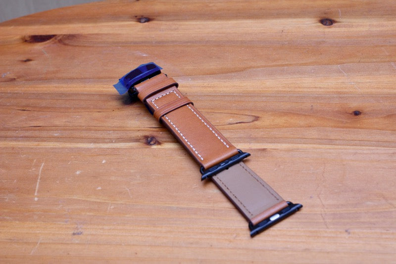 Leather Deployant Band