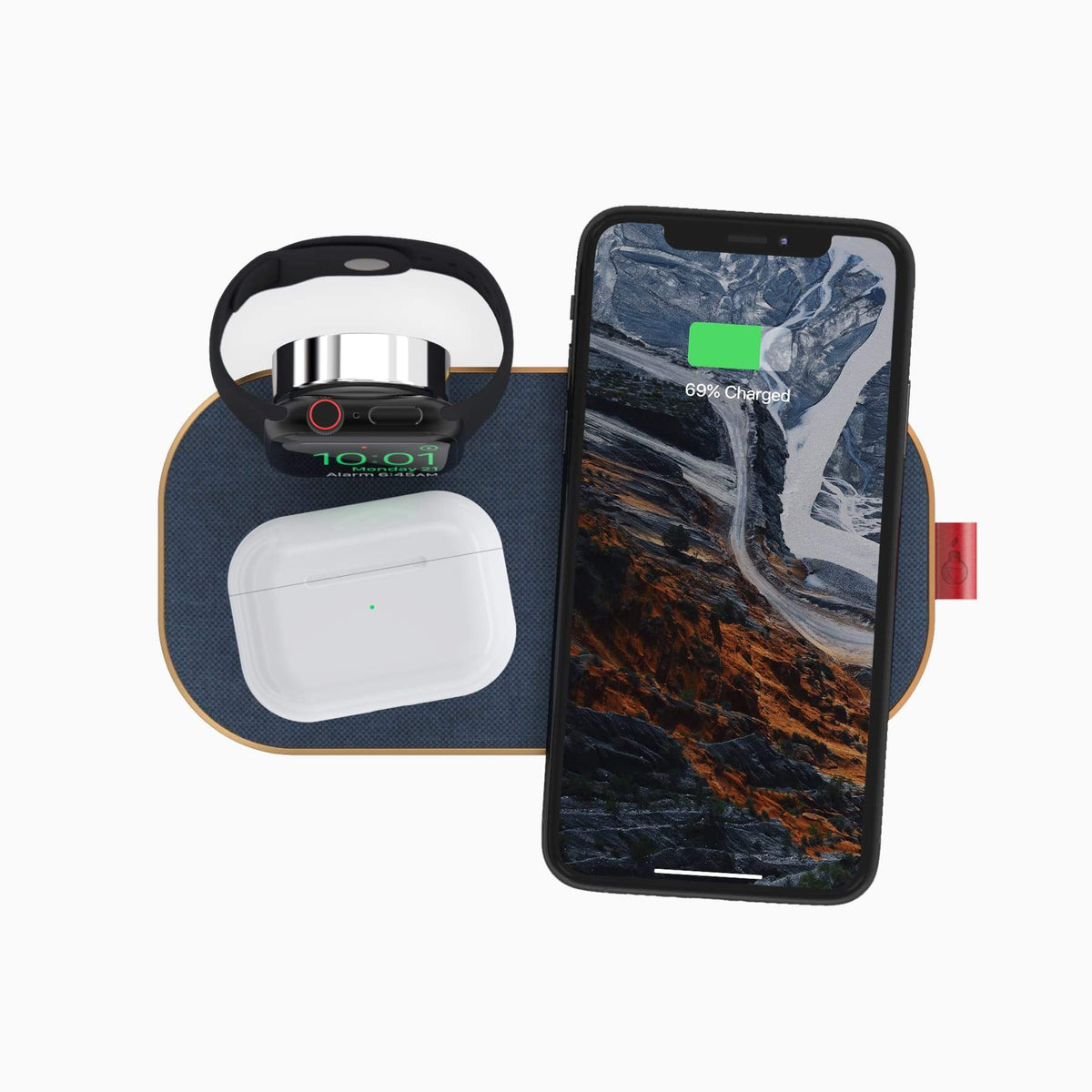 5-in-1 Wireless Charging Station