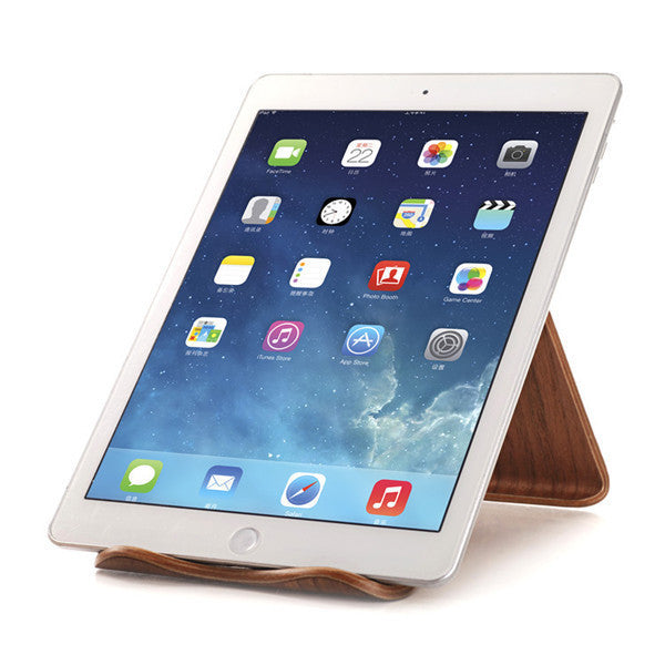 Wooden Stand for iPad/Tablet