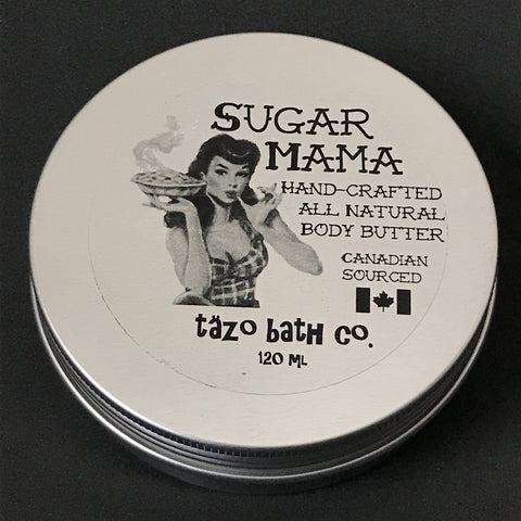 sugar mama body butter