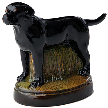 Foxhall Ltd Black Lab Bottle Opener